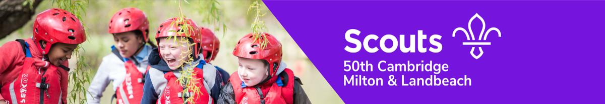 50th Cambridge (Milton and Landbeach) Scout Group